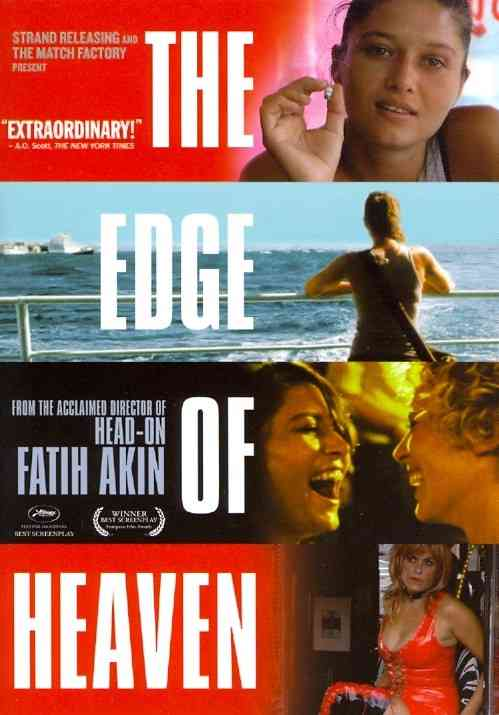EDGE OF HEAVEN BY AKIN,FATIH (DVD)