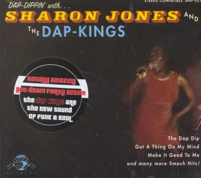 DAP DIPPIN WITH SHARON JONES & THE DA BY JONES,SHARON (CD)